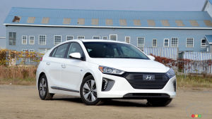 2018 Hyundai IONIQ Electric Plus